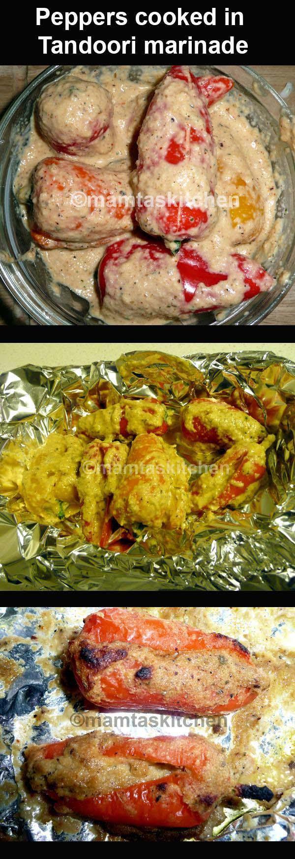 Mamta S Kitchen Tandoori Chicken