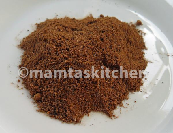 Garam Masala 1, A Hot & Aromatic Spice Mix