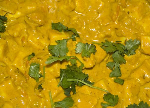 Shahi Paneer, Indian Cheese Curry - 1, Pandeji's