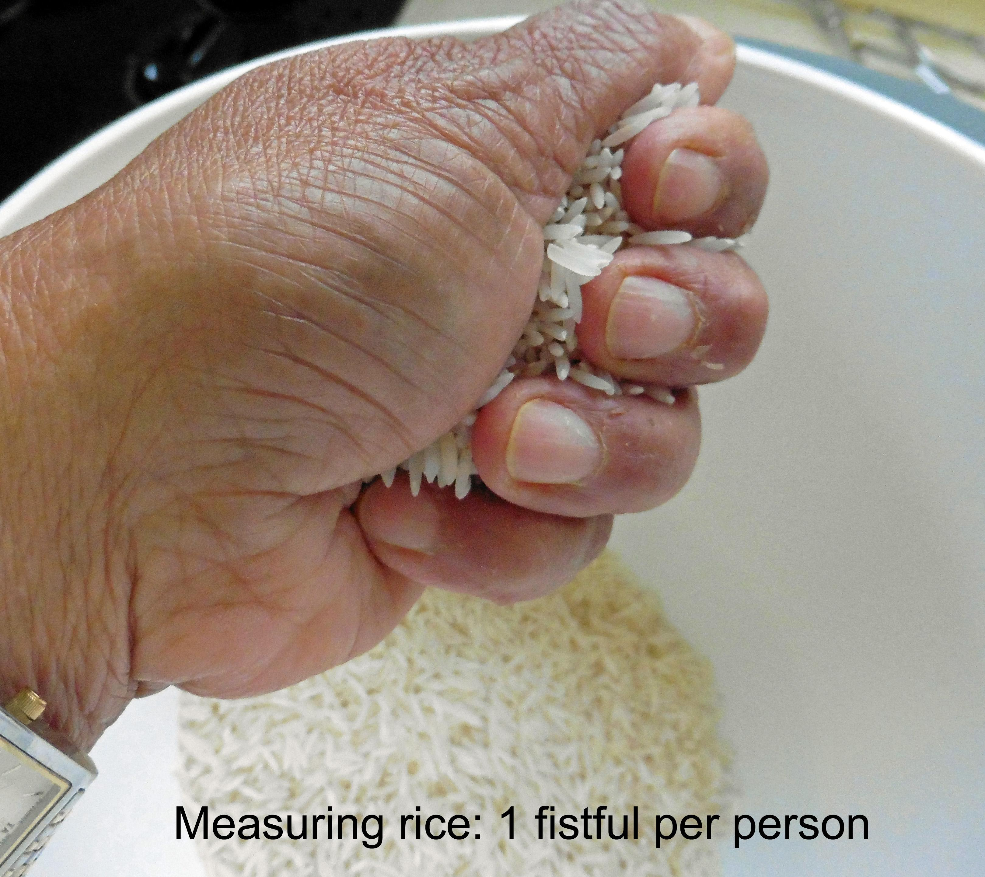 Rice-How To Cook Rice perfectly?