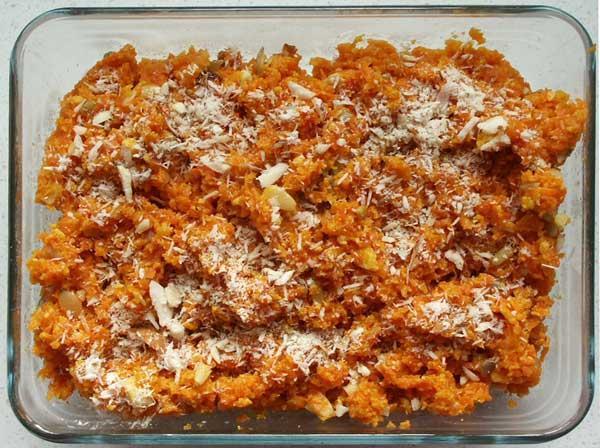 Carrot Halva & Burfi 1 Made By Traditional Method