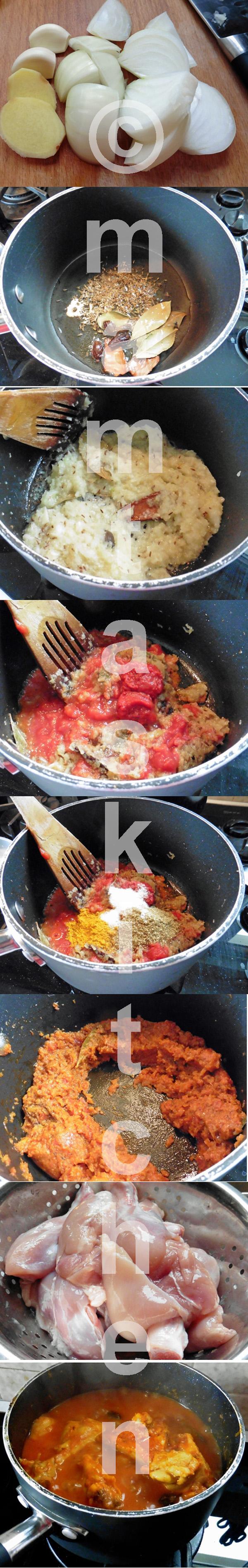 Mamta S Kitchen Chicken Curry
