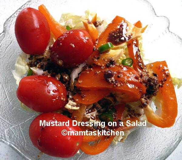 Salad Dressings-A Collection Of  Salad Dressing Recipes