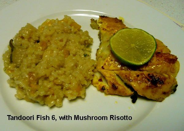 Tandoori Fish - 6 Masala Fish