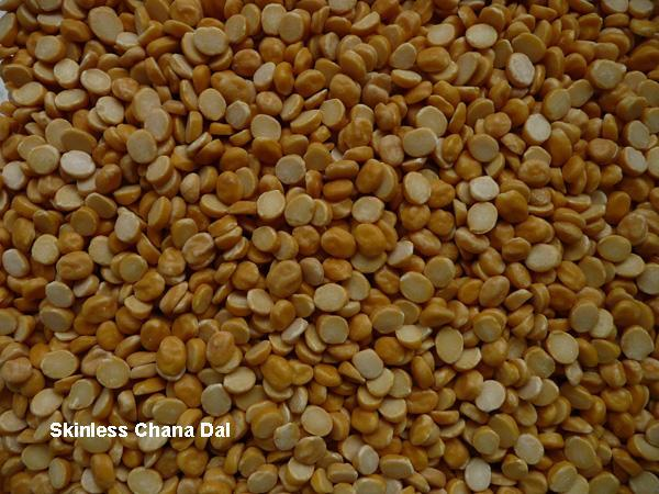 Chana Dal (Split Bengal Gram) Lentil