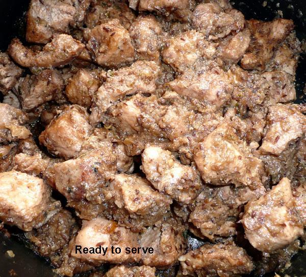 Chicken  Cumin