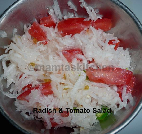 Salads-A Collection of Recipe Ideas