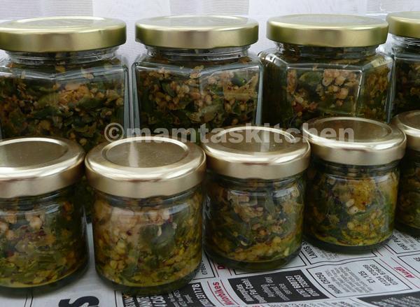 Chilli Pickle 5 in Mustard Oil