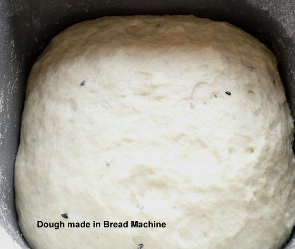 Naan 7 Potato Stuffed Leavened Flat Bread Naan