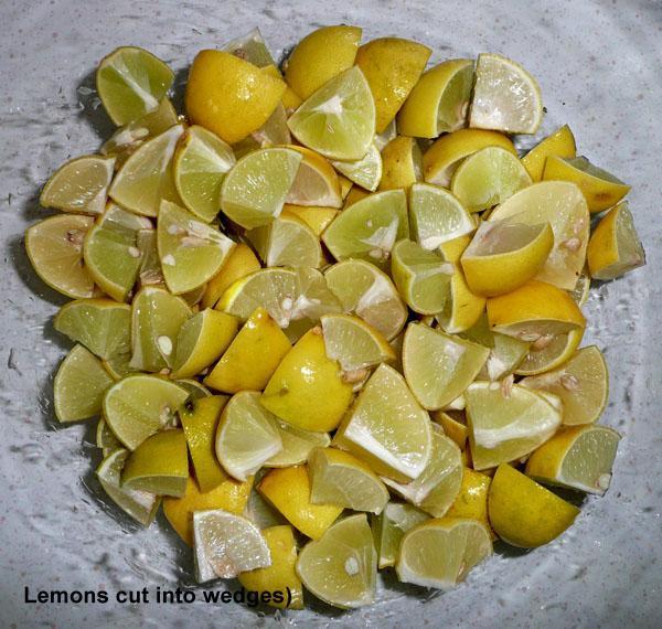 Lemon Pickle - 7, Sweet and Hot - Mamta's