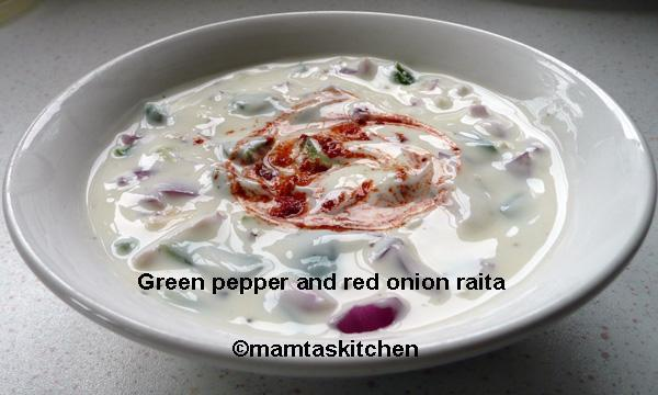 Raitas-A Collection of Recipes