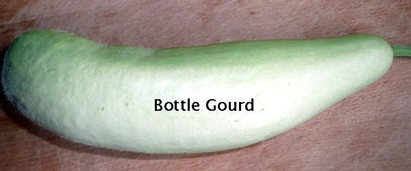 Bottle Gourd Raita 3 (Yoghurt), Spicy