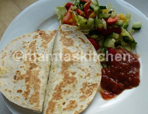 Frankies Chapatti Rolls (Kathi Rolls) Vegetarian