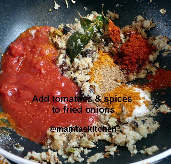 Potato Curry 4, Dum Aloo