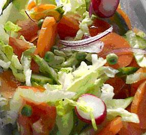 Mixed Salad 8, Steve's