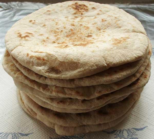 Kulcha 2 Indian Leavened Yeast Bread