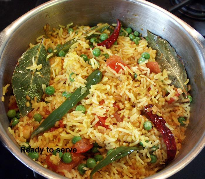 Bhog Khichuri - Bengali Mung Dal And Rice Khitcheri