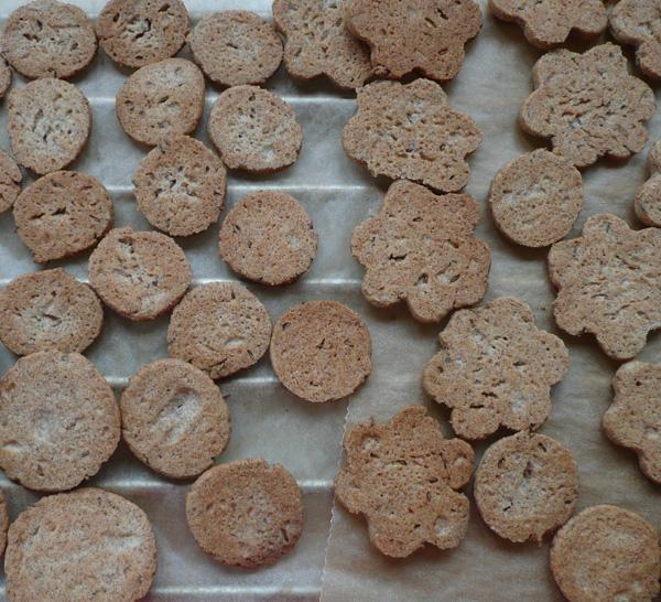 Cumin Biscuit