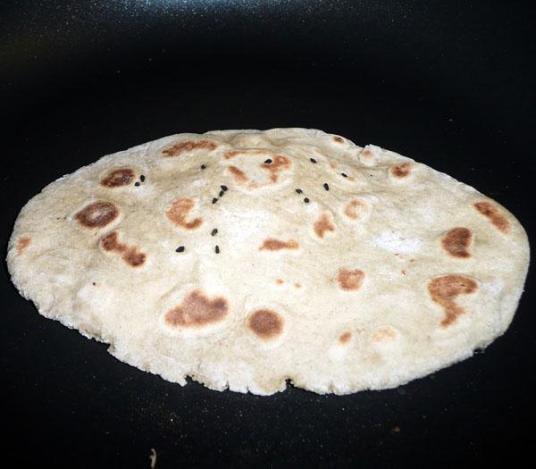 Naan 5 Millet Leavened Flat Bread