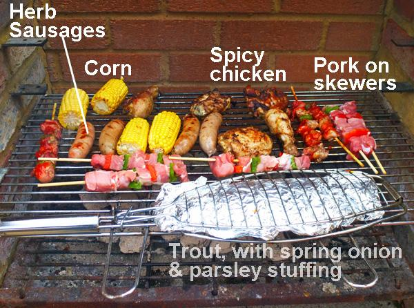 A Collection Of Barbecue Recipes