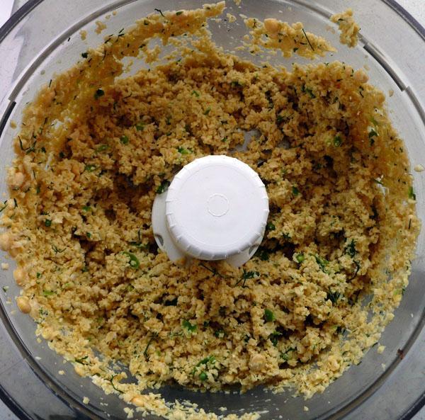 Chana Dal Kachauri - Deep Fried Indian Flat Bread