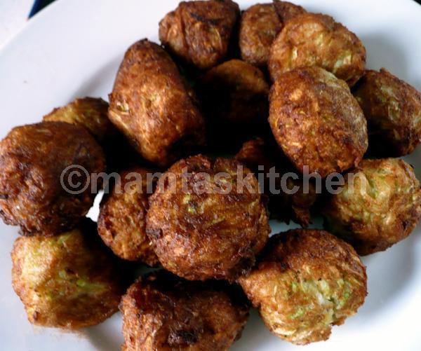 Vegetable Kofta Kebabs