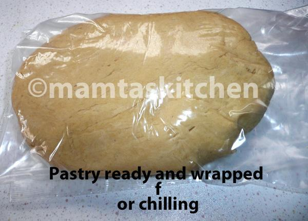Short Crust Pastry for Pies