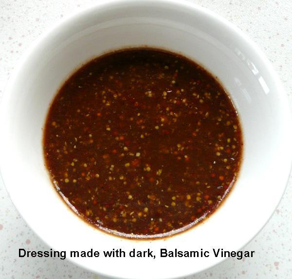 Hot and Spicy Salad Dressing