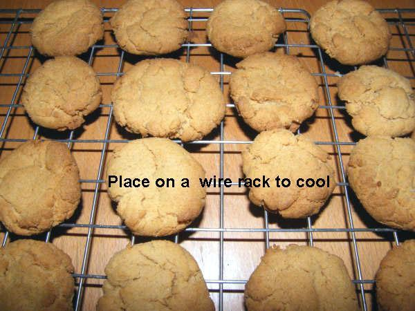 Ginger Biscuits 2