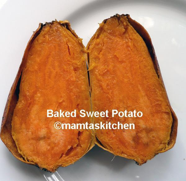 Roasted Sweet-Potatoes, Whole