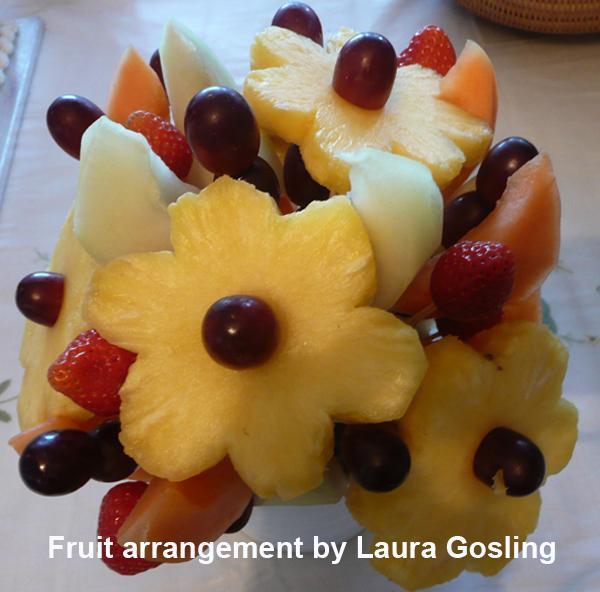 Fresh Fruits - Serving Ideas -1