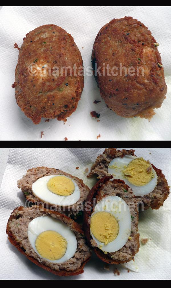 Fish Scotch eggs 2