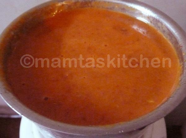 Chilli Sauce 8- Geeta's Chilli, Garlic and Tomato Sauce