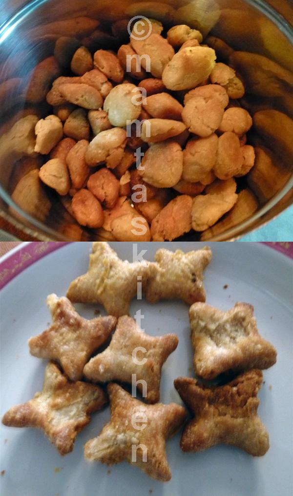 Tuntunae-Munmunae -Fried Cookies For The Festival Of Ahoi Ashtami