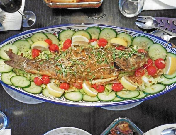 Tandoori Fish - 7 Whole Fish