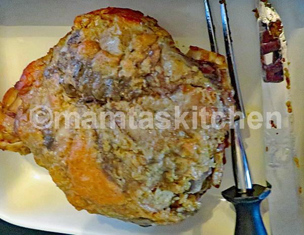 Tandoori Leg of Lamb Spicy Roast 4 In A Slow Cooker
